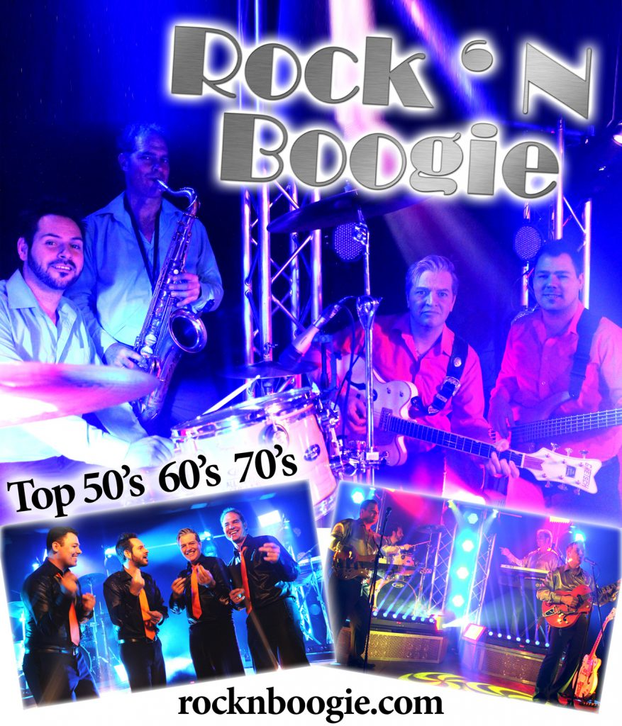 Rocknboogie band